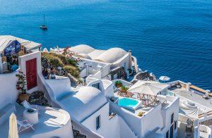 Pflegedienst in Griechenland